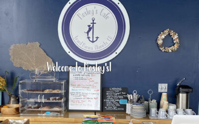 Check out Mosley's waterfront Cafe!